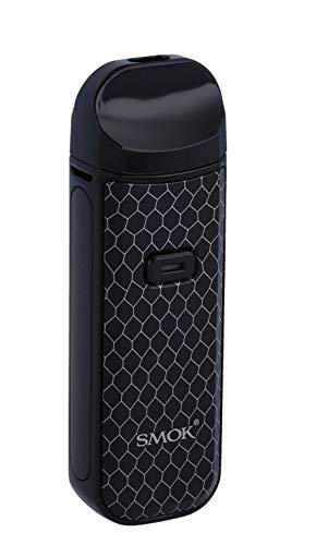 Smok Nord 2 E-Zigaretten Set I 1500mAh Akkukapazität I 4,5ml Tankvolumen I Farbe: schwarz