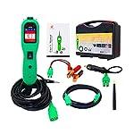 Power Probe Car Automotive Diagnostic Test Tool, Digital Volt Meter, AC/DC Current Resistance, Circuit Tester