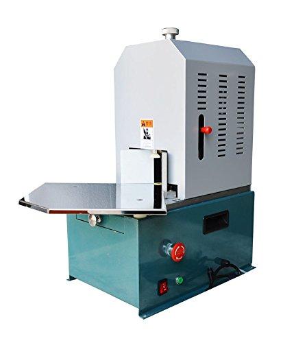 TECHTONGDA Electric Round Corner Machine Round Corner Paper Cutter with 7 Dies R4-R10 for Paper Corner Cutting 110V