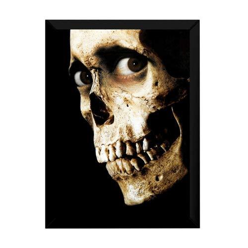 Incrive Lquadro Decorativo Terro Evil Dead Arte 42x29cm