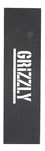 Grizzly Stamp Griptape Black/White