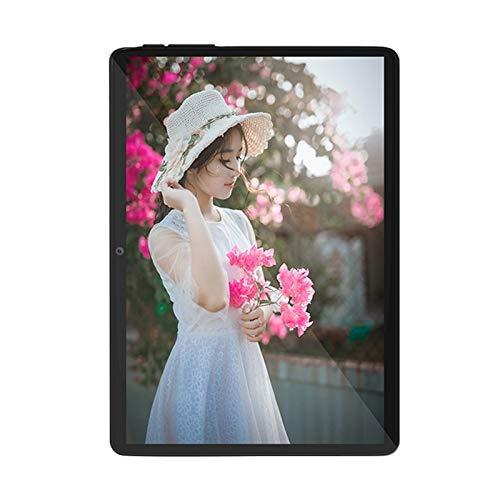 Luntus Tableta de 10.1 Pulgadas 1280X800 Android 1 + 16G 4.0 + Tableta WiFi Soporte Dual SIM para Ni?Os Estudiantes Ancianos (Enchufe de la EU)