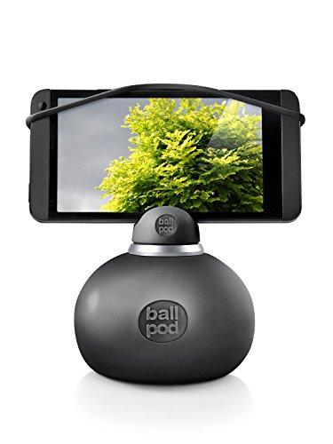 Ballpod Stativ mit SmartFix Set schwarz