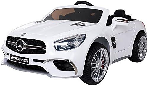 kalco Toys UK kalco _ SL65 WHT 2018 celift Modell Elektrische fürt auf Auto, Weiß