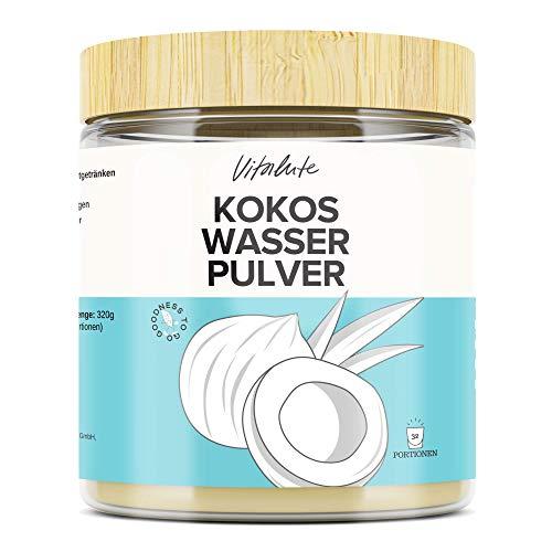 Kokoswasser Pulver - 40 Portionen - Ohne Zuckerzusatz oder Konservierungsstoffe - Kokoswasser to Go
