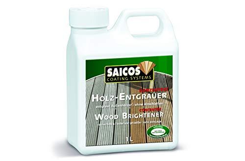 Saicos Colour GmbH 610 Holzentgrauer, farblos 8130