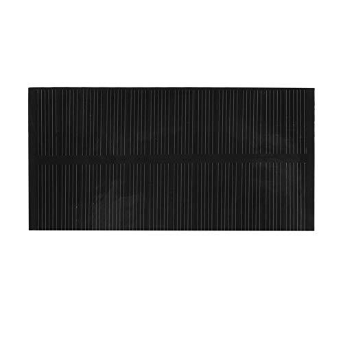 Alomejor Panel Solar Flexible 1W 6V Placa de energía Solar de silicio...