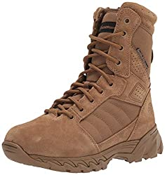 91508bd18 5 Best Tactical Boots for Flat Feet: For Police & Military (2019)