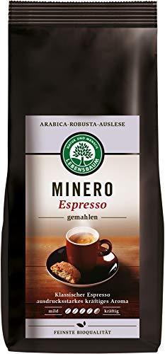 Lebensbaum Bio Espresso minero, gemahlen (6 x 250 gr)
