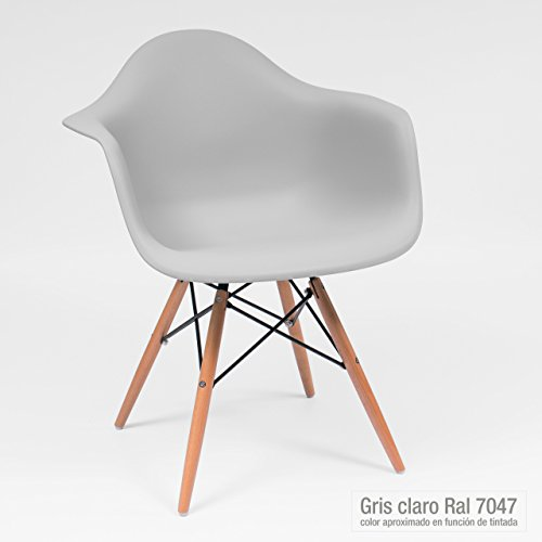 Homely - Sillón de diseño nórdico inspiración...