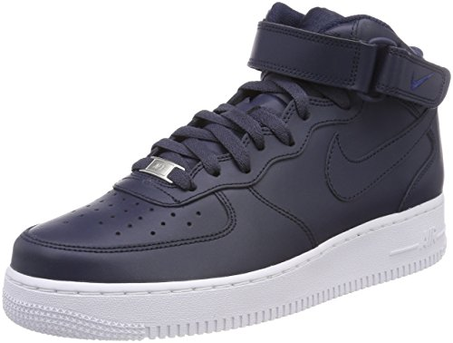 Nike Air Force 1 Mid '07, Scarpe da Basket Uomo