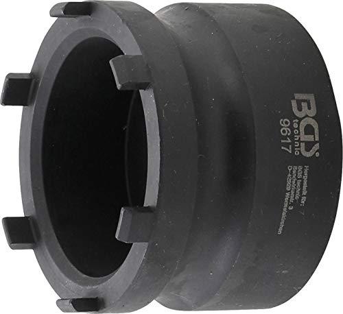 BGS 9617   Nutmuttern-Einsatz für Radnaben   Zapfen außen liegend   für Mercedes-Benz, Nissan, Opel, Renault, VW