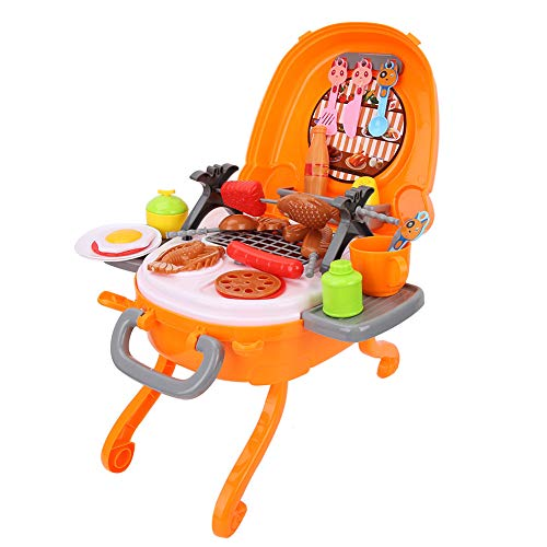 Various BBQ Toys, Expressive Imagination Plastic Creative Expression Bright Color