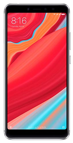 New Unlocked Redmi Y2 (Dark Grey, 64GB) 16MP 12MP 4GB RAM Goole Play Store
