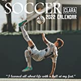 Soccer 2022 Calendar: Special gifts for all ages and genders with 18-month Mini Calendar 2022