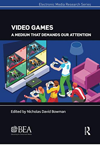 Compare Textbook Prices for Video Games Electronic Media Research 1 Edition ISBN 9780367733995 by Bowman, Nicholas David