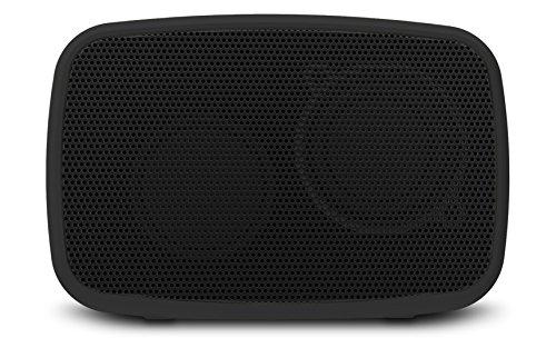 Ematic RuggedLife Bluetooth Speaker -Water Resistant, Speakerphone for iPhone, iPad, iPod, Android, Galaxy, Nexus, Fire, Smartphones & Laptops, 5 Hour Battery