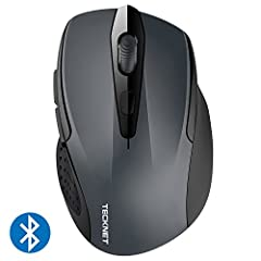 Connects directly to Bluetooth-enabled notebooks laptop or PC without the need for a receiver. 12 Months Battery Life, with battery indicator light TruWave technology for precise, smart cursor control over many surface types. 5 DPI Selection: 2600/20...