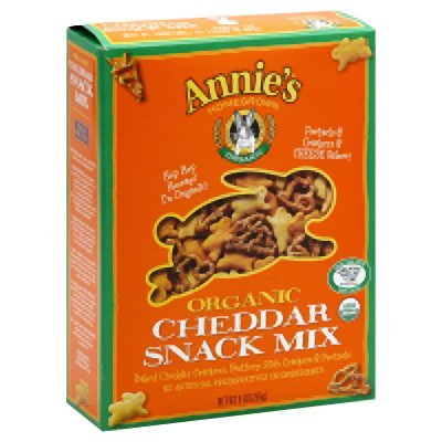 Annie'S Homegrown Bunnies Cheddar Snack Mix Pack 12 of - Oakland Mall Oz New item 9