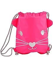 Depesche 8545 - gymtas House of Mouse, handwerk, roze