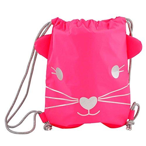 Depesche 8545 - Turnbeutel House of Mouse, Handarbeit, rosa