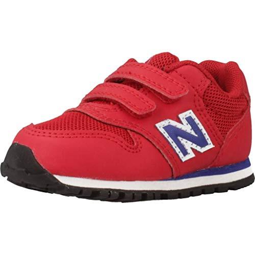 New Balance 500 Scarpe Sneaker Bambino Rosso Blu KV500YEI-RED/BLUE