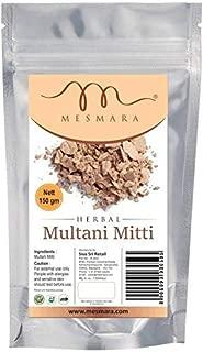 Mesmara Multani Mitti (Fuller Earth) Clay,150g
