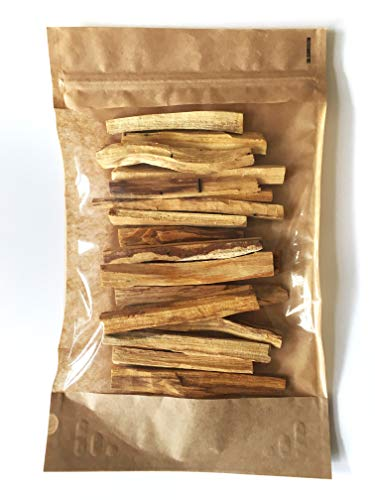 PALO SANTO - feine Scheite, 100g, 12-20 Sticks, aus Peru, Top Qualität und Duft