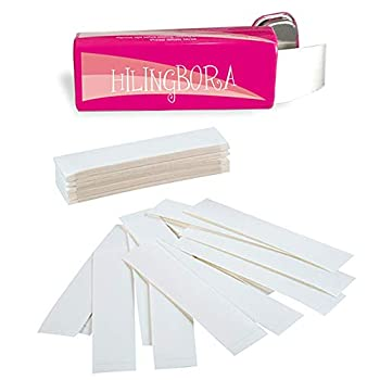 HILINGBORA Fashion Beauty Tape Medical Quality Double Sided for Fashion and Body  1 tin x 30 Strip