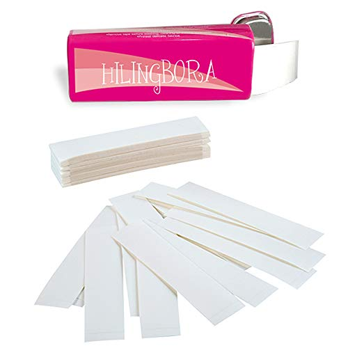 HILINGBORA Fashion Beauty Tape Medical Quality Double Sided for Fashion and Body (1 tin x 30 Strip)