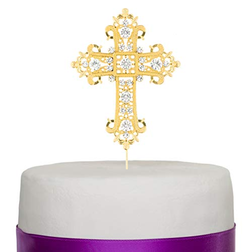 Christian wedding cake toppers _image2