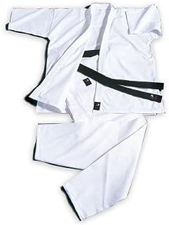 ボディメーカー(BODYMAKER) BB-SPORTS BODYMAKER フルコンタクト 空手衣 純白 [上下セット・白帯付き]