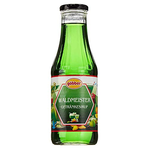 Gobber Waldmeister Sirup 500ml, Woodruff Syrup