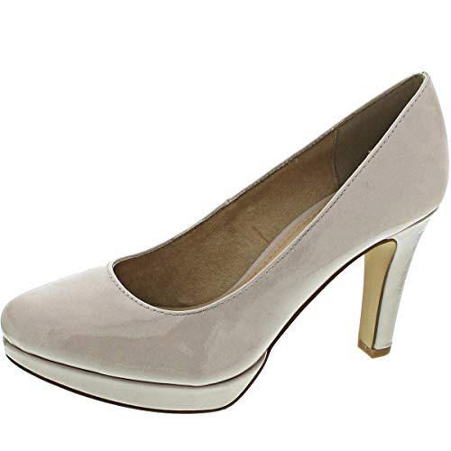 s.Oliver Damen Pumps Woms Court Shoe 5-5-22410-22/210-210 grau 605670