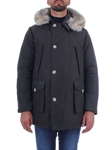 WOOLRICH WOCPS1674-CN01 Giacca, Grigio, Large Uomo