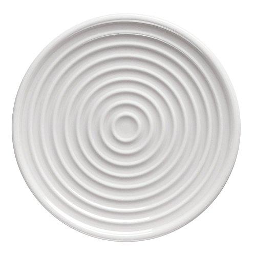 Thomas 11965 10430–800001–14430 10851 ONO à Expresso Soucoupes Assiettes, 11 cm, Flach, Porcelaine, Blanc, 12 x 12 x 2 cm