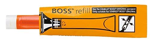 Stabilo 070/54 Ersatzpatronen (für .) und Ersatzteile Textmarker Boss orange