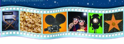 Eureka Movie Film Die Cut Deco Trims