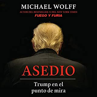 Asedio [Siege] cover art