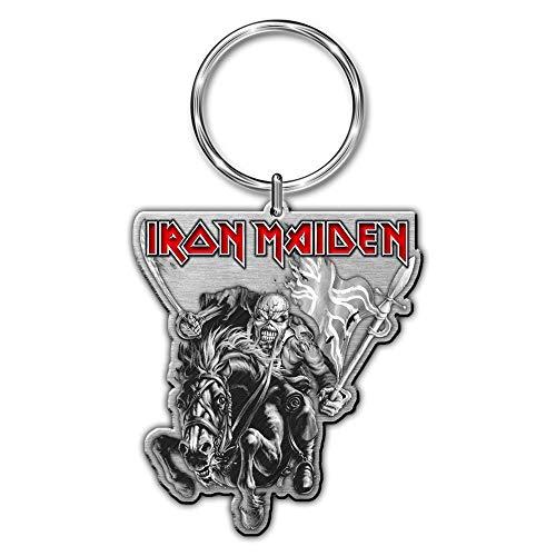 Iron Maiden Maiden England Portachiavi standard