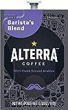 FLAVIA ALTERRA COFFEE, Barista Blend (Dark Roast), 20-Count Freshpacks (Pack of 1 Rail)