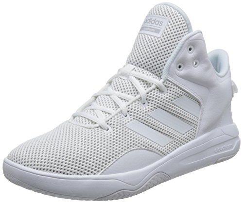 adidas Men's Fitness Shoes, White (Ftwbla/Gridos 000 Ftwbla/Gridos 000), 6.5 UK