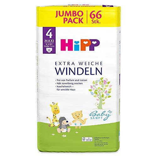 HiPP - Couche douce pour bébé