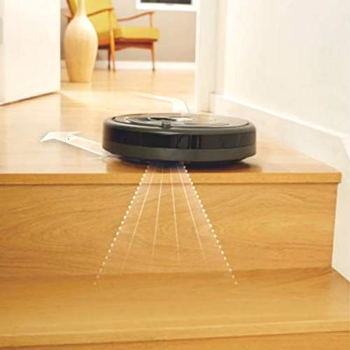 iRobot Roomba 606 ohne Staubbeutel 0.6L, Schwarz - 7