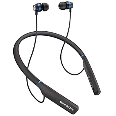 Sennheiser CX 7.00 BT Wireless Earbuds Headphone - Black/Blue