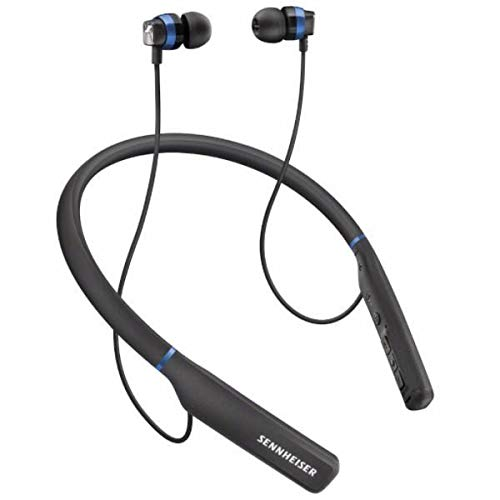 Sennheiser CX 7.00BT Cuffia In-Ear, Wireless, Nero/Blu