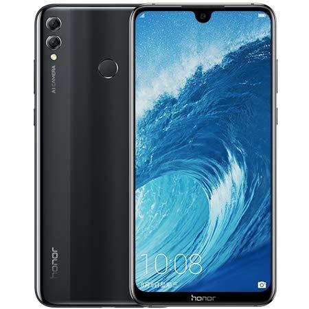 Huawei Honor 8X Max 128GB - Dual SIM [Android 8.1, 7.12' IPS LCD Dual 16.0MP+2.0MP, 6GB RAM, Snapdragon 660, 5000mAh] (Black)