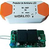 "WORLED-Protector de luminaria LED ""antiparpadeo"""