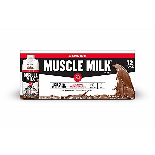 Muscle Milk Vanilla Non-Dairy Protein Shake, 12 pk./11 oz.