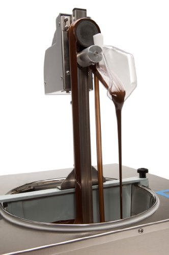ChocoVision Skimmer Dispensing Attachment for Delta Chocolate Tempering Machine